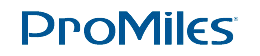 ProMiles logo