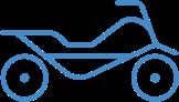 Linxup GPS tracking for ATVs