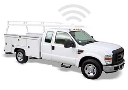 Linxup GPS tracking for trucks